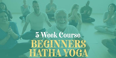 Beginners Hatha Yoga Course tickets