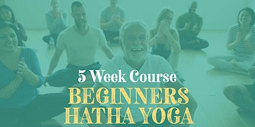 Beginners Hatha Yoga Course
