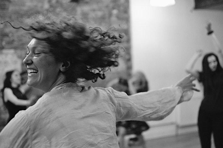 Embodied Archetype Workshop - Wild Woman image