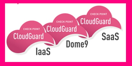 Check Point CloudGuard Solutions Training - UK tickets