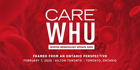 CARE™ Winter Hematology Update(WHU) 2020 tickets