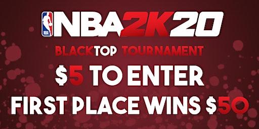 Pearson NBA2K20  Blacktop Tournament