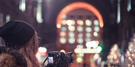Holiday Lights in NYC Photography Weekend Workshop!! tickets