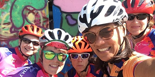 CycleFitCHICKS Spring Social- Wednesday April 22: CHELSEA Registration & Info session