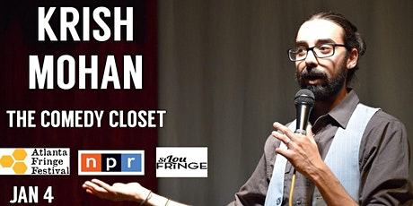Krish Mohan LIVE tickets
