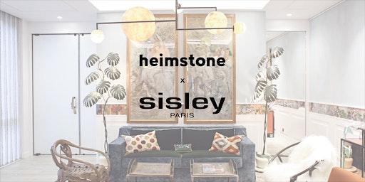 Heimstone x Sisley : Nuit Singulière