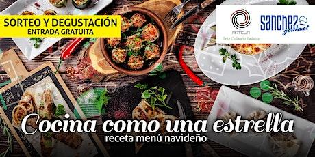 """""""Cocina como una Estrella"""" ¡Paz, Amor y mucho sabor! entradas"""