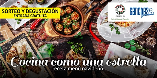"""""""Cocina como una Estrella"""" ¡Paz, Amor y mucho sabor!"""