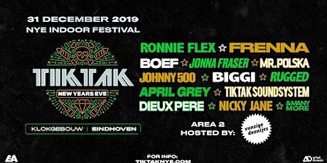 NU.nl - TIKTAK NEW YEARS EVE 2019 | EINDHOVEN tickets