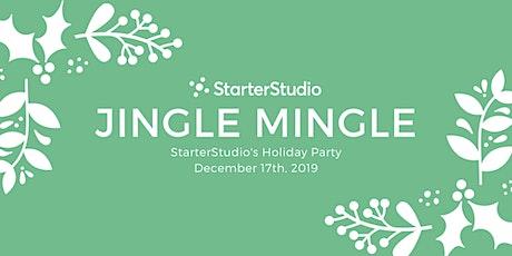 StarterStudio's Jingle Mingle Holiday Party! tickets