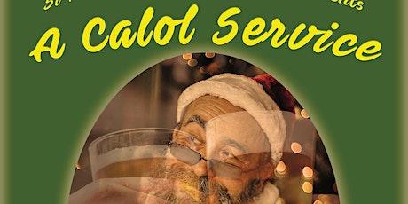 A Calol Service tickets