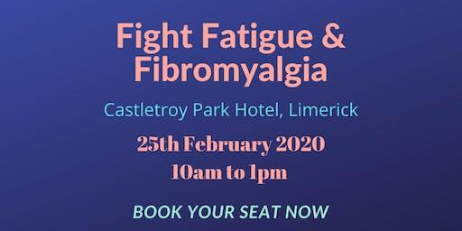Fight Fatigue and Fibromyalgia