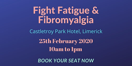 Fight Fatigue and Fibromyalgia