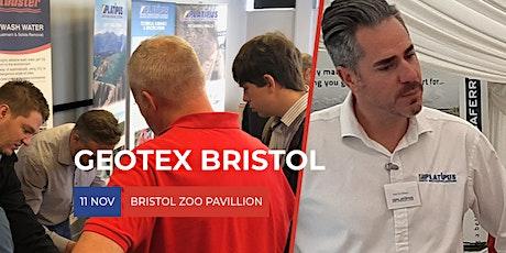 GEOTEX Bristol - Ground Engineering Seminar tickets