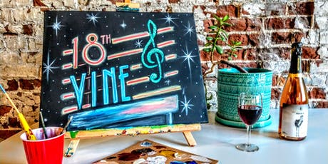 Paint and Sip party  ingressos