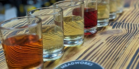 Meadery Tour and Tasting tickets