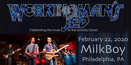 Workingman's Jed (Grateful Dead tribute) tickets