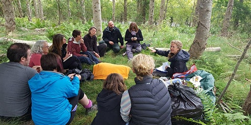Outdoor Storytelling CPD  for Glasgow Educators