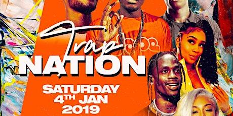 TRAP NATION - Shoreditch Hip-Hop & Trap Party tickets