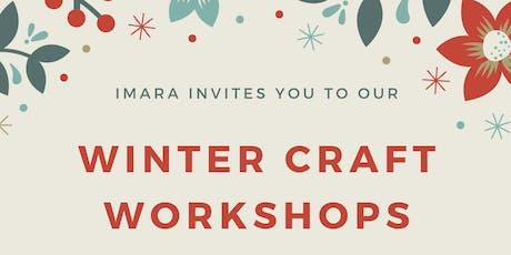 Winter Craft Workshop tickets