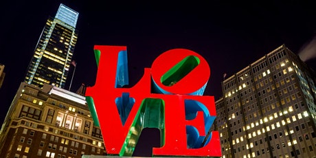 """Philly """"Red and Black Love Party"""", a Valentine's Day theme tickets"""