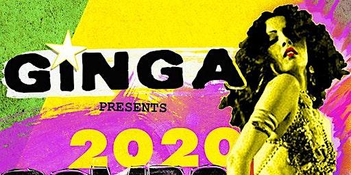 Ginga (Brazilian Samba/Chill)