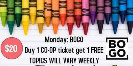 Monday BOGO: LEARN SIGN LANGUAGE WITH ME! tickets