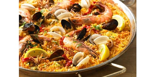 Paella (02-22-2020 starts at 4:00 PM)