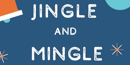 JINGLE & MINGLE WITH MONAT