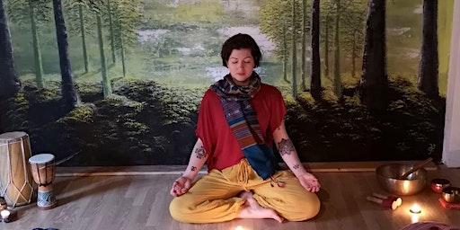 Reiki 1 & Yoga Retreat
