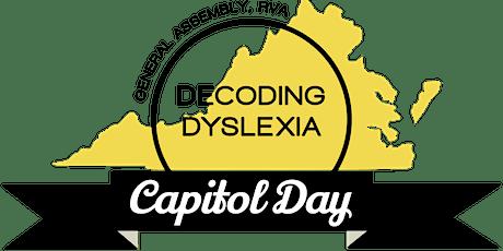 DDVA Dyslexia Advocacy Day 2020 tickets