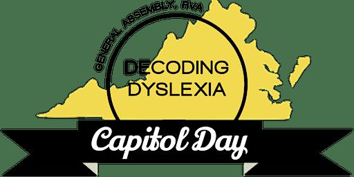 DDVA Dyslexia Advocacy Day 2020