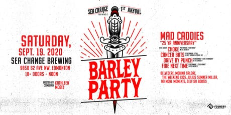 First Annual Barley Party tickets