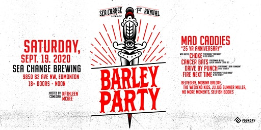 First Annual Barley Party