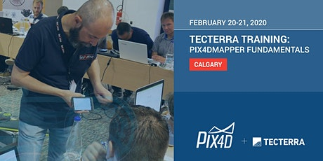 TECTERRA TRAINING: PIX4D User Workshop Calgary tickets