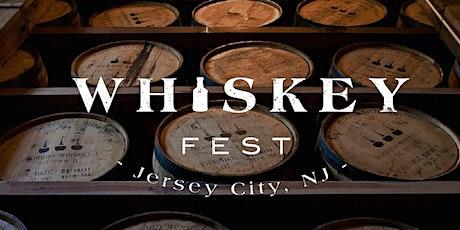 Jersey City Whiskey Fest tickets
