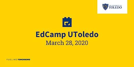 Edcamp UToledo 2020 tickets