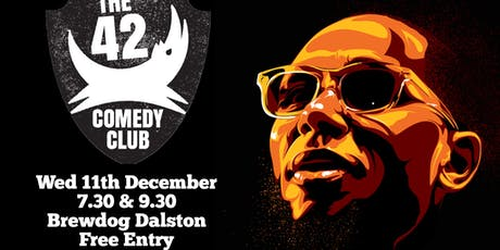 The 42 Comedy Club Late Show tickets