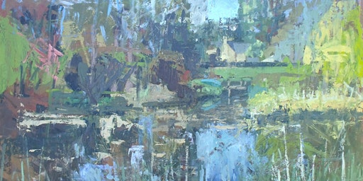 Summer School: Kenneth Le Riche: Responding to the Landscape with Oils
