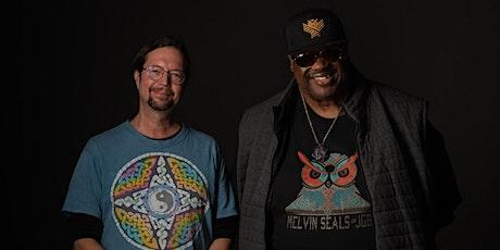 Melvin Seals and JGB featuring John Kadlecik on Guitar tickets