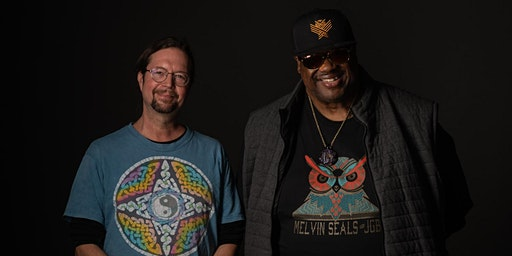 Melvin Seals and JGB featuring John Kadlecik on Guitar
