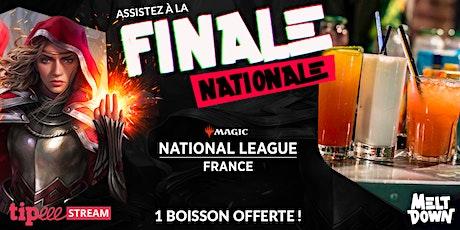 Finale Magic Nationale League France billets