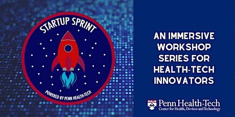 StartUP Sprint: Program Planning tickets