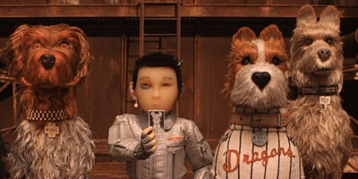Cinema Artyshock - Isle of Dogs