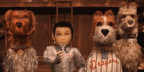 Cinema Artyshock - Isle of Dogs tickets