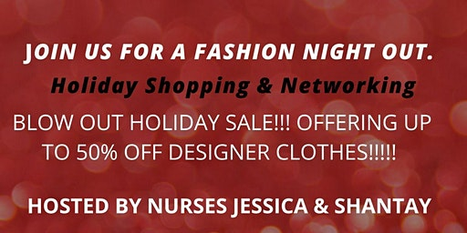 "FASHION NIGHT OUT ""HOLIDAY SHOPPING EDITION"""