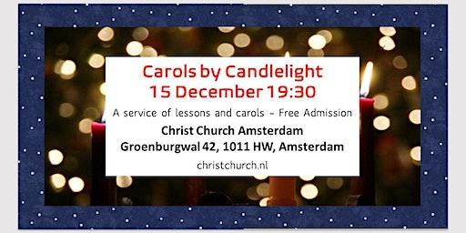 Carols by Candlelight at Christ Church Amsterdam