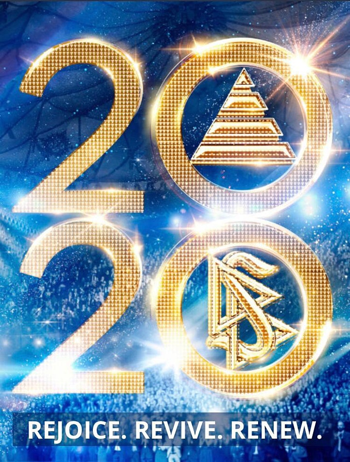 New Years Event & Party Celebration 2020 image