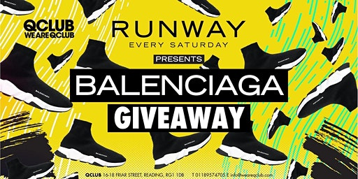 Runway Presents The Balenciaga Giveaway!