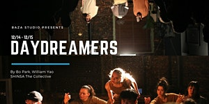 DAYDREAMERS An Immersive Dance Show by Bo Park &...